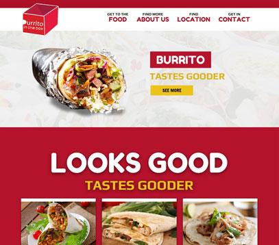 Burrito in the Box